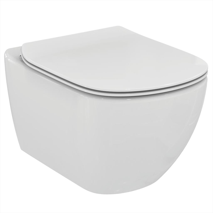 TESI NEW WC SOSPESO SEDILE SLIM CHIUSURA RALLENTATA codice prod: T354101 product photo