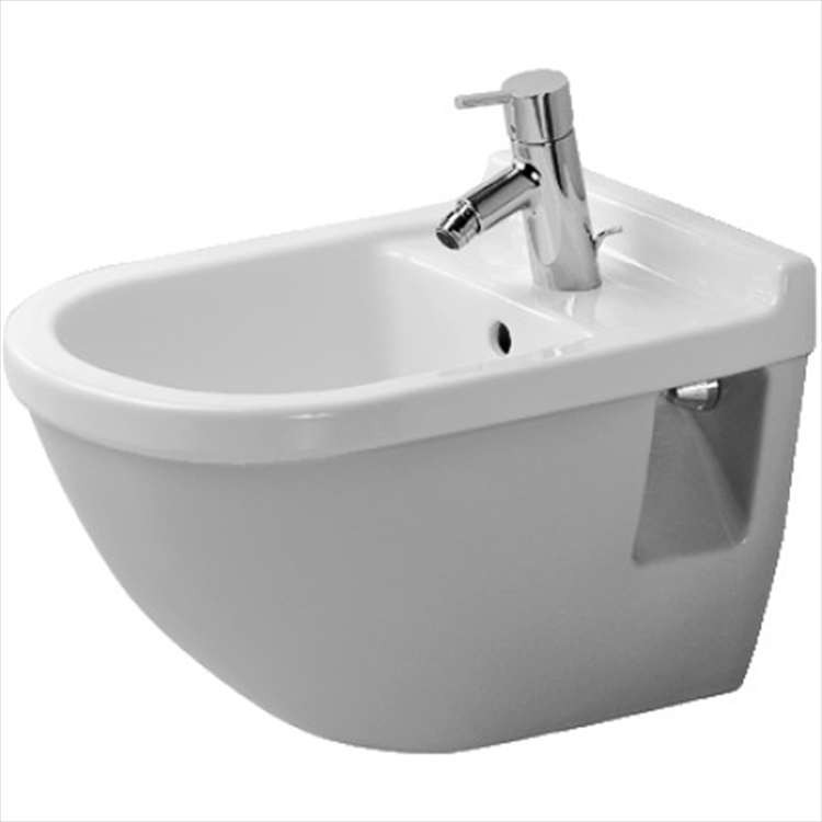 STARCK3 BIDET SOSPESO 1 FORO codice prod: 2230150000 product photo