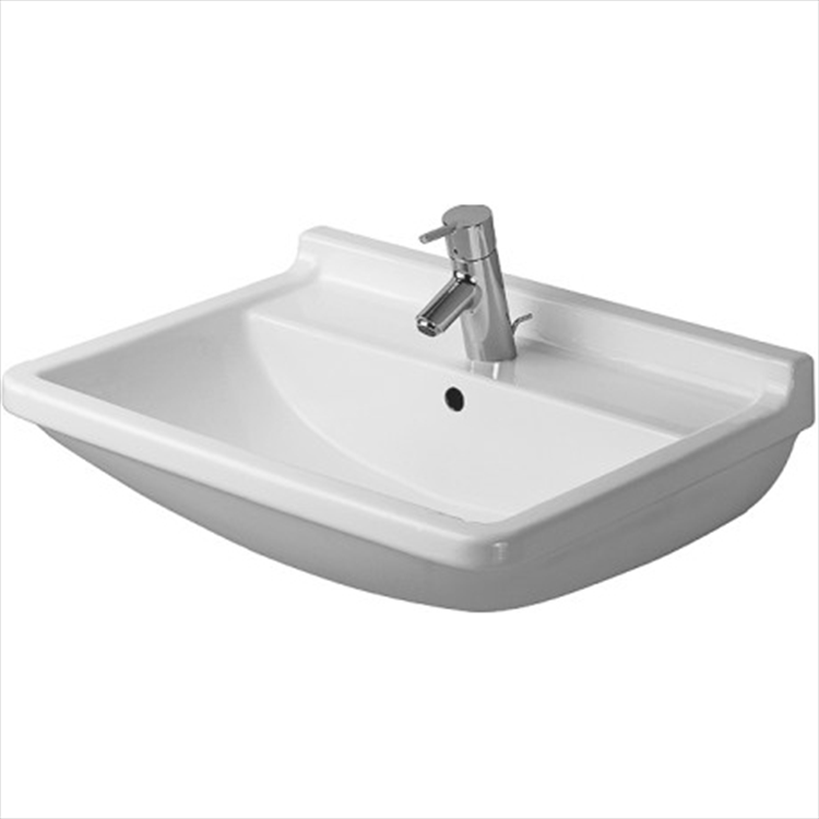 STARCK3 LAVABO 1 FORO 60X45 codice prod: 0300600000 product photo