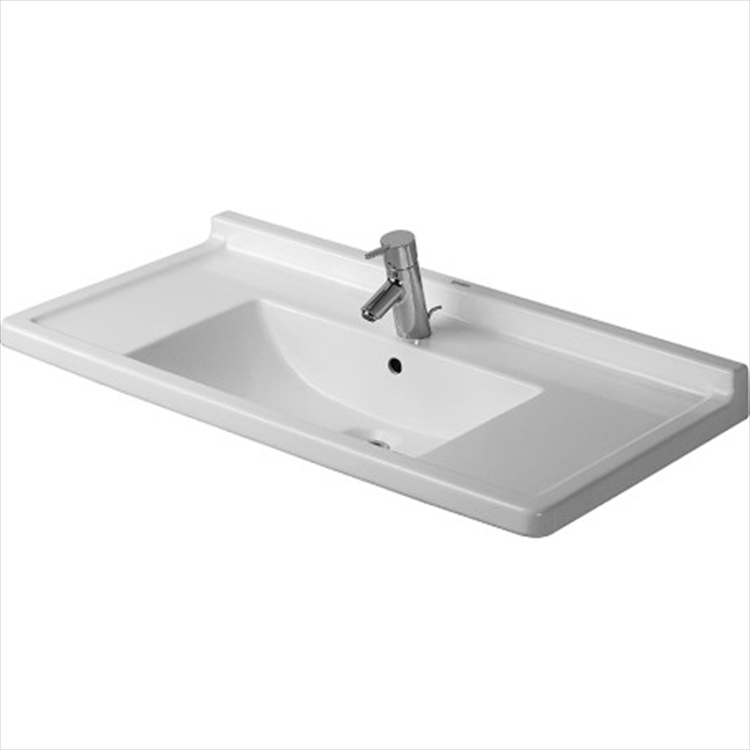 STARCK3 LAVABO 1 FORO 85X48,5 codice prod: 0304800000 product photo
