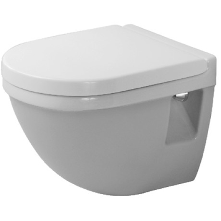 STARCK3 WC SOSPESO COMPACT codice prod: 2202090000 product photo