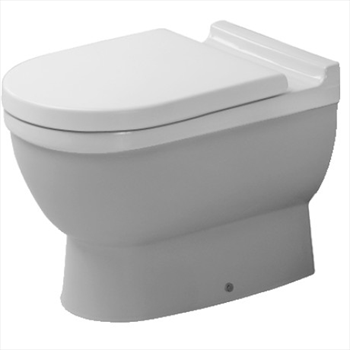 STARCK3 WC X CASSETTA codice prod: 0124090000 product photo Default L2