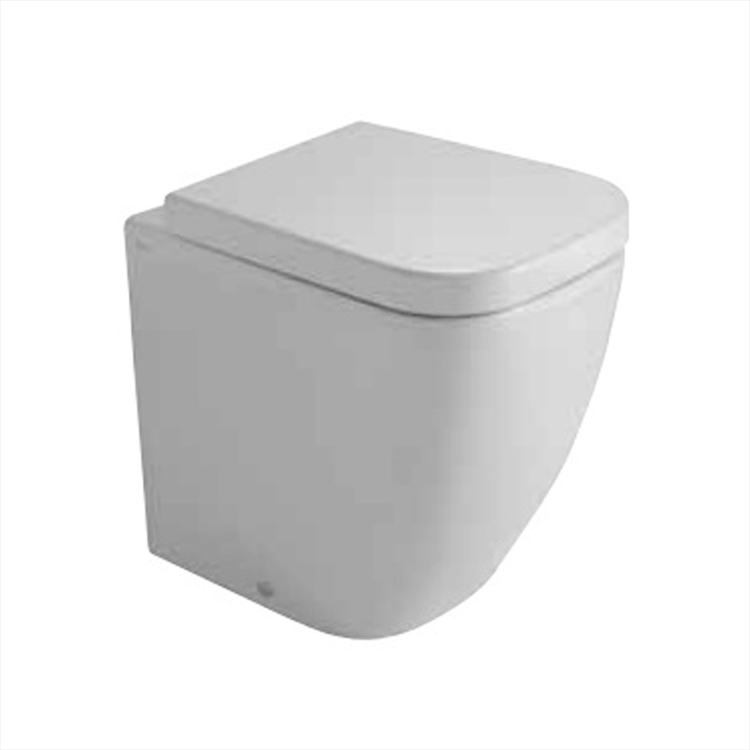 STONE WC SCARICO PARETE PARETE FILO PARETE codice prod: SS002BI product photo