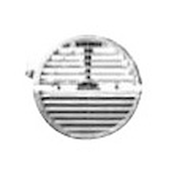 GRIGLIA PIEGHEVOLE CON MOLLA FORO MM.100-160 SP.15MM D.186 codice prod: DSV12246 product photo Default L2