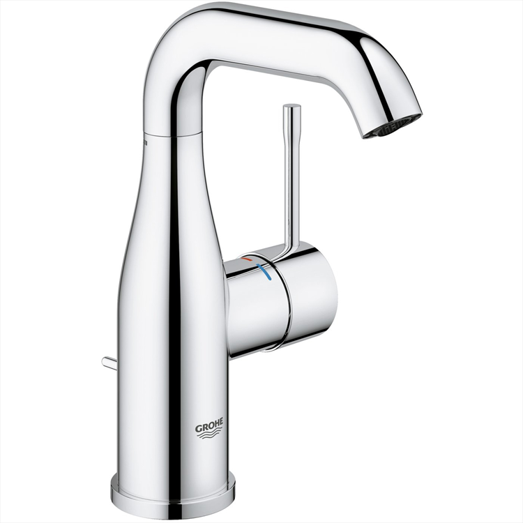 ESSENCE NEW RUBINETTO LAVABO MONOLEVA A BOCCA MEDIA codice prod: 23462001 product photo