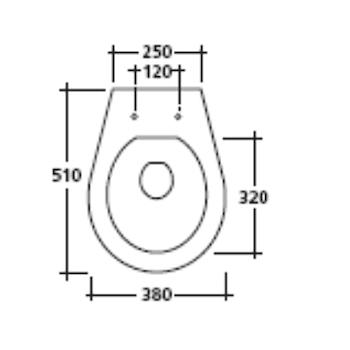 XES 9909 WC SCARICO UNIVERSALE codice prod: 9909 product photo Foto1 L2