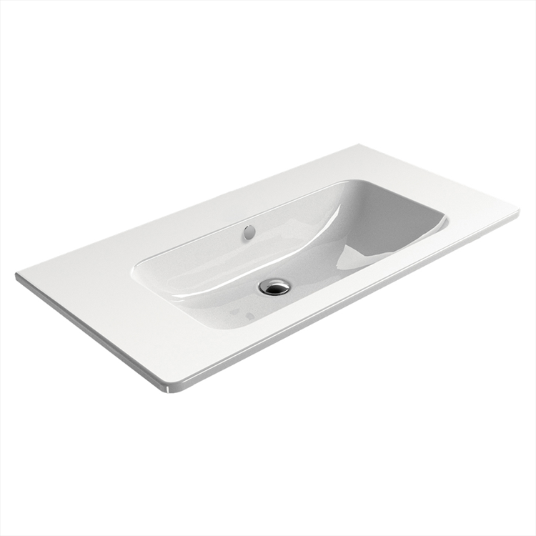 PURA 8823111 LAVABO 1 FORO 100X50 codice prod: 8823111 product photo