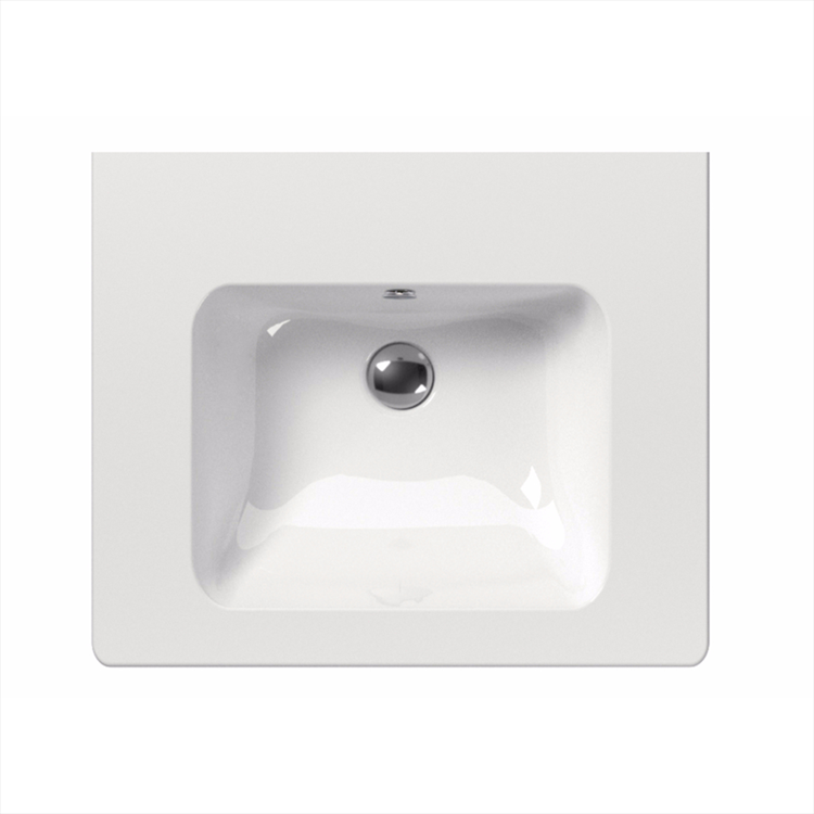 PURA 8831111 LAVABO 1 FORO 60X50 codice prod: 8831111 product photo