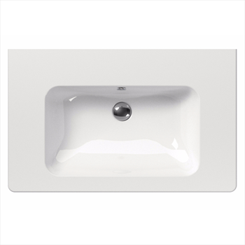 PURA 8822111 LAVABO 1 FORO 80X50 codice prod: 8822111 product photo Default L2