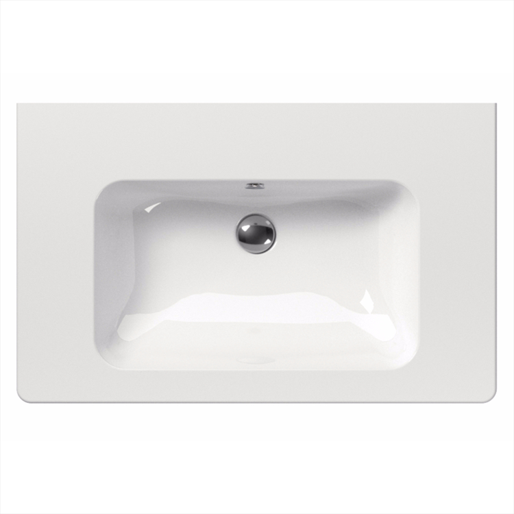 PURA 8822111 LAVABO 1 FORO 80X50 codice prod: 8822111 product photo