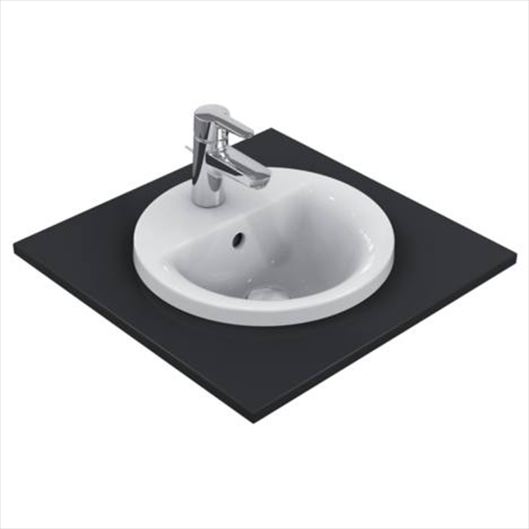CONNECT LAVABO INCASSO SOPRAP 1 FORO codice prod: E504101 product photo