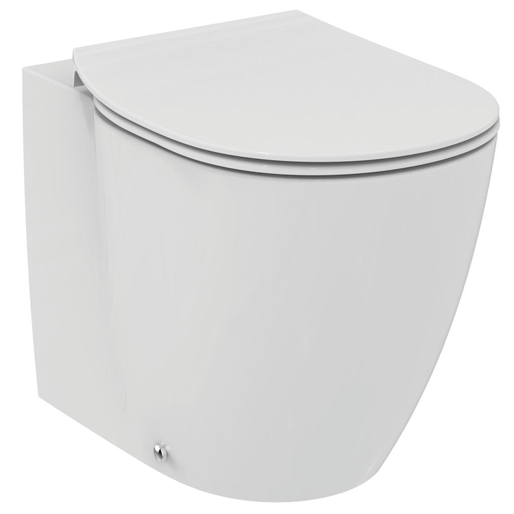 CONNECT WC BTW FILO PARETE CON AQUABLADE codice prod: E052501 product photo
