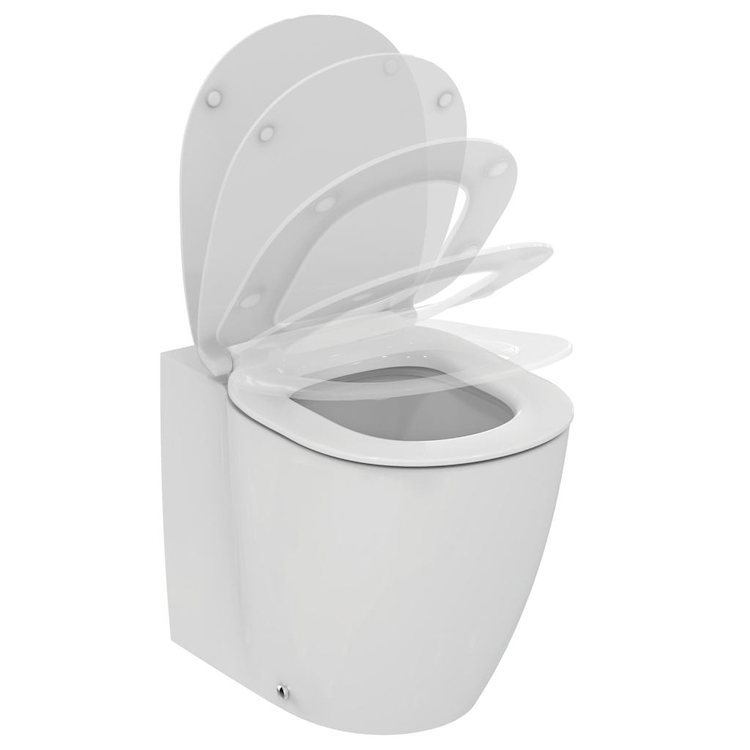 CONNECT WC BTW AQUABL SLIM RAL codice prod: E052601 product photo