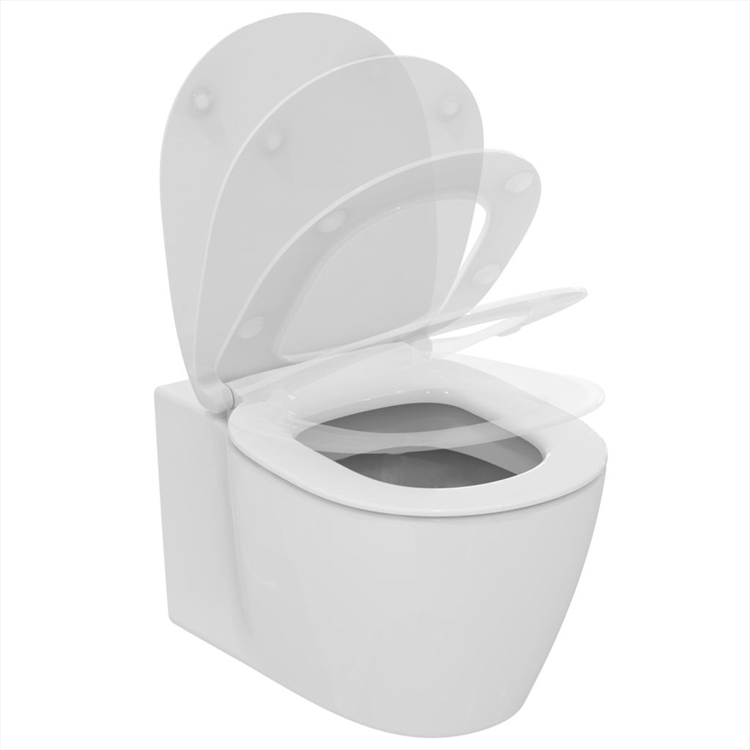 CONNECT WC SOSPESO SEDILE RALLENTATO codice prod: E772001 product photo