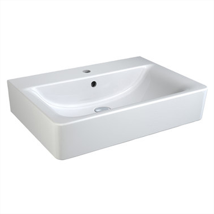 CONNECT CUBE LAVABO 1 FORO 65X46 codice prod: E772901 product photo