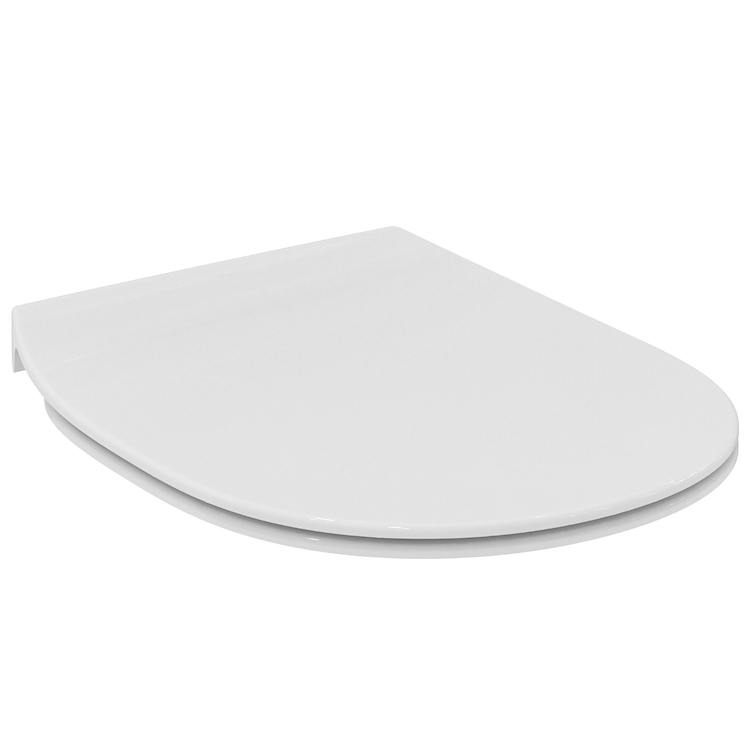 CONNECT SEDILE WC SLIM BIANCO codice prod: E772301 product photo
