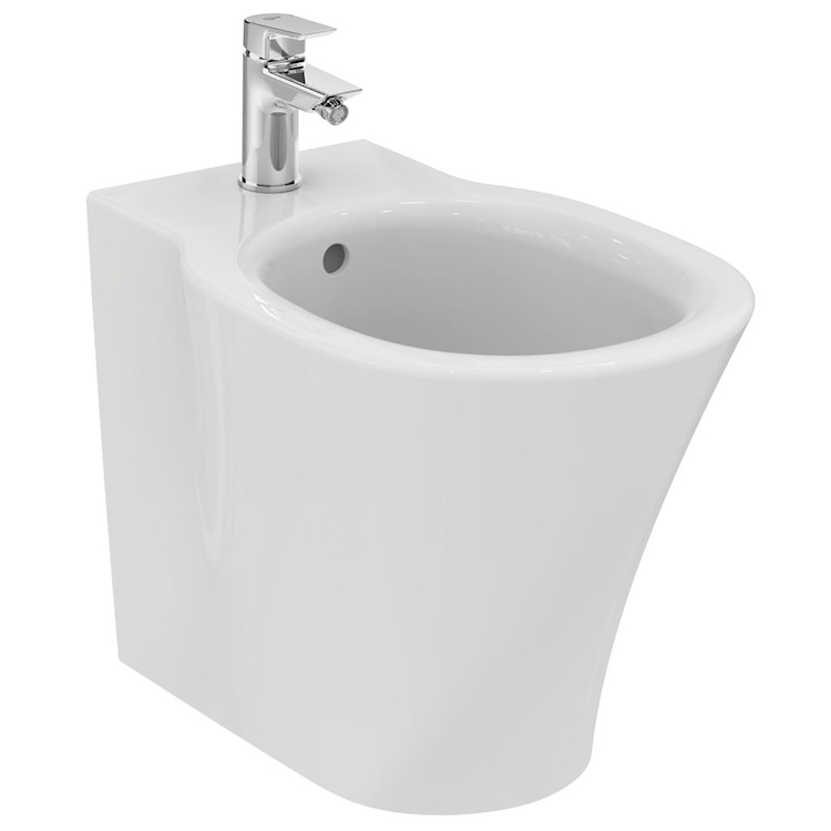 CONNECT AIR BIDET FILO PARETE 1 FORO FILO PARETE codice prod: E018001 product photo