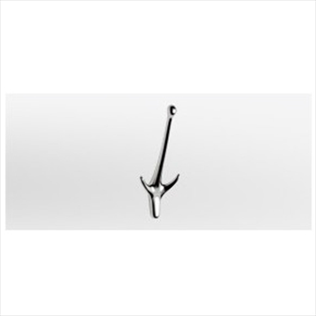 PORTA ABITI SERIE HOOK AM27 codice prod: BAM27-CR product photo Default L2