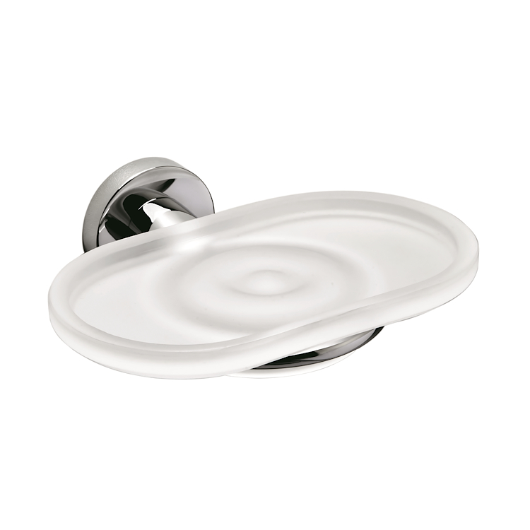 BASIC B27010CR-VAN PORTA SAPONE CROMATO codice prod: B27010CR-VAN product photo