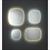 MOONLIGHT H 600 L 600 mm codice prod: BQ 6060 553 S product photo Foto4 XS2
