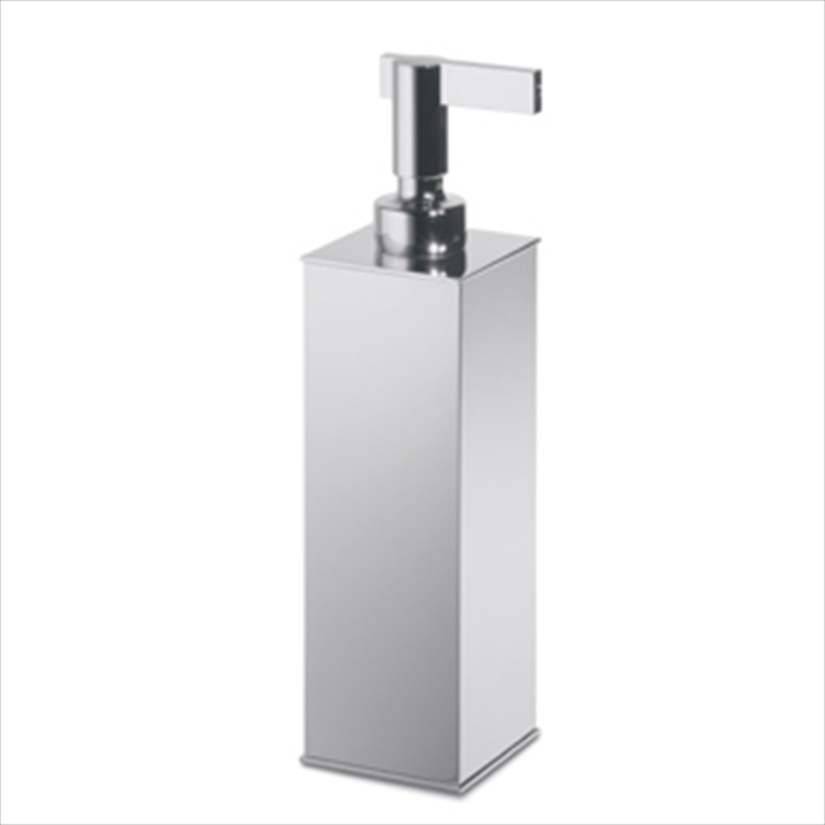 ON-LINE 2148 DISPENSER DA APPOGGIO CROMATO codice prod: 1222148 0000 product photo