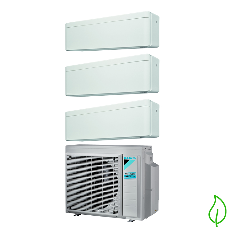 TRIALSPLIT PURIFICATORE SERIE Stylish FTXA20AW FTXA25AW FTXA35AW 3MXM52 7000 9000 12000 product photo