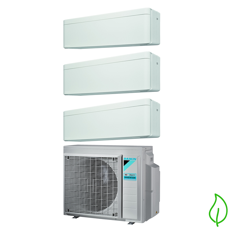 TRIALSPLIT PURIFICATORE SERIE Stylish FTXA25AW FTXA25AW FTXA50AW 3MXM68 9000 9000 18000 product photo