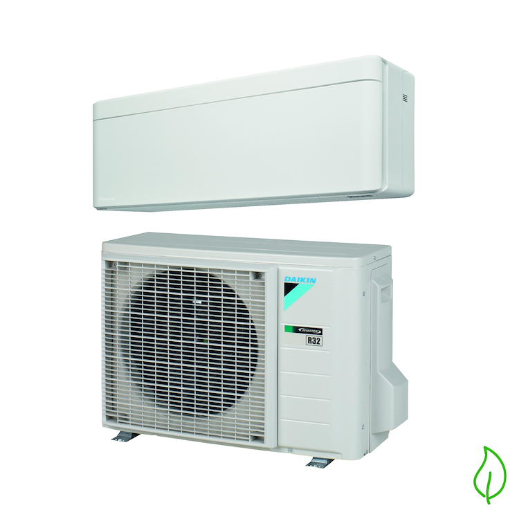 MONOSPLIT PURIFICATORE SERIE BlueEvolution Stylish FTXA20AW RXA20A 7000 btu codice prod: SB.FTXA20AW/RXAA product photo