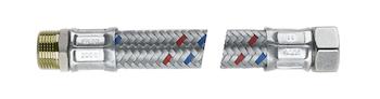 FLEX ZINCATO ANTIV. M3/4 FP3/4 L.600 codice prod: DSV04780L product photo Foto1 L2
