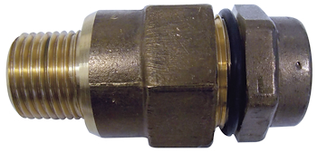 """RACCORDO DIRITTO X GAS DN15 3/4"""" M codice prod: DSV16275 product photo Default L2"""