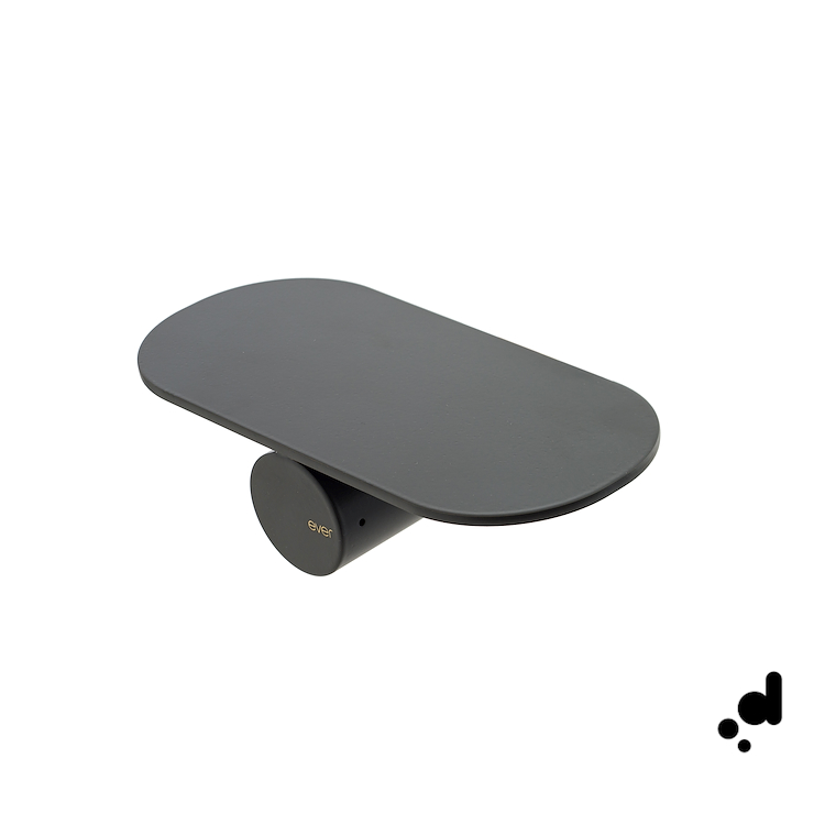 DOT EVDT601 DOT MENSOLA NERO OPACO codice prod: EVDT601 product photo
