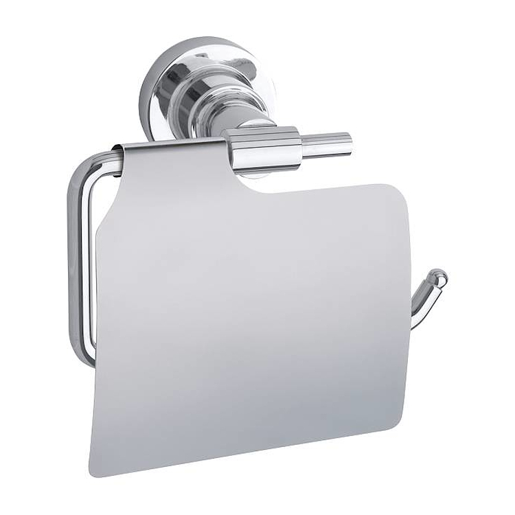 LUUP 40288 PORTAROTOLO WC CON COPERCHIO codice prod: 40288 product photo