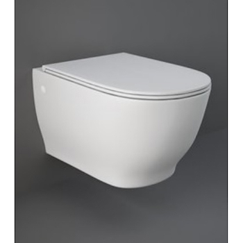 MOON WC SOSPESO BIANCO codice prod: MOWC00002 product photo Default L2