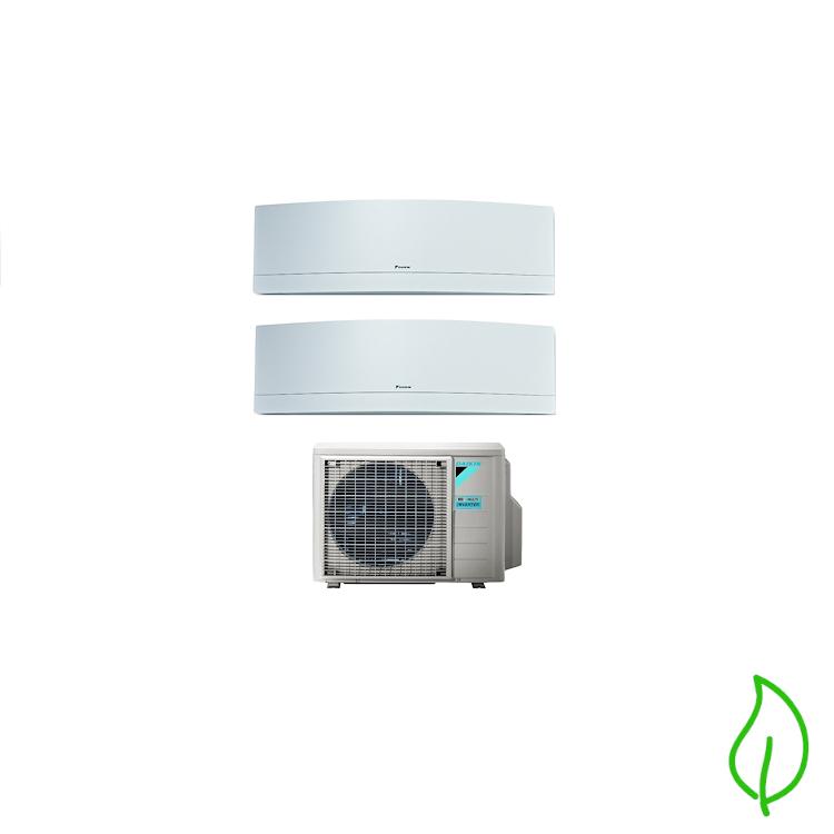 Condizionatore dualsplit serie Emura FTXJ20MW FTXJ20MW 2MXM40M 7000 7000 btu product photo