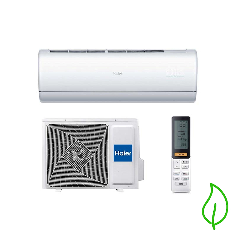 CONDIZIONATORE MONOSPLIT CON PURIFICATORE JADE 18000 BTU 1U50REJFRA+ AS50JDJHRA-W codice prod: 1U50REJFRA+ AS50JDJHRA-W product photo
