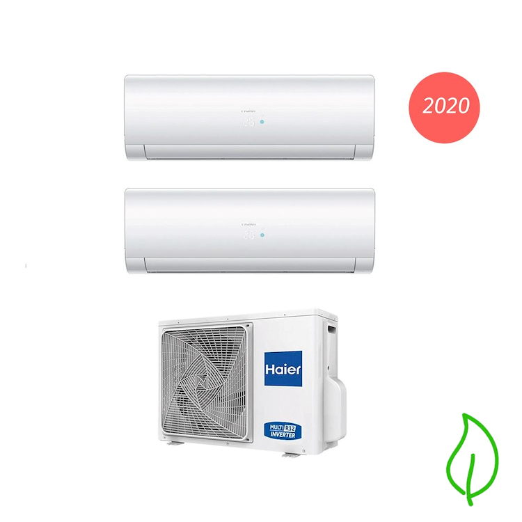 CONDIZIONATORE DUALSPLIT IES 9000 9000 2U40S2SM1FA+AS25S2SF2FA+AS25S2SF2FA product photo