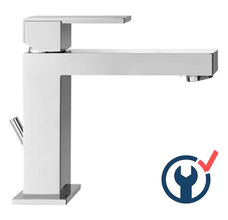 FEEL 4841 RUBINETTO LAVABO CON INSTALLAZIONE INCLUSA product photo