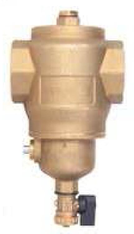 """DEFANGATORE MAGNETICO FILETTATO G 2"""" IN OTTONE CON COIBENTAZIONE codice prod: DSV17826 product photo"""