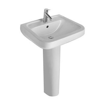 OMNIA ARCHIT Lavabo 1 3F 65x50 bianco alpin codice prod: 51756501 product photo