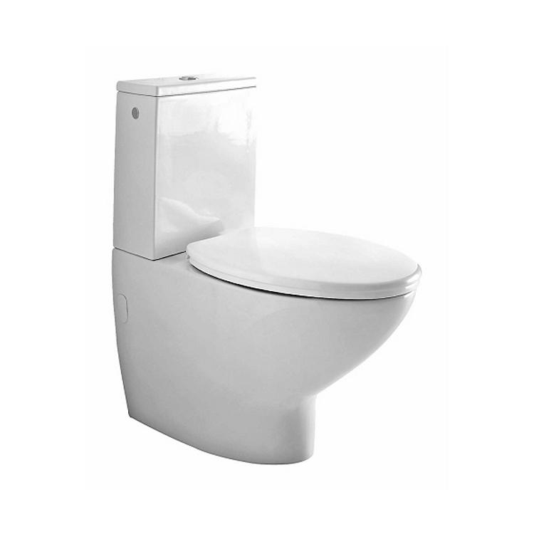 JOIN WC allungato scarico universale con sedile bianco codice prod: 04360000 product photo