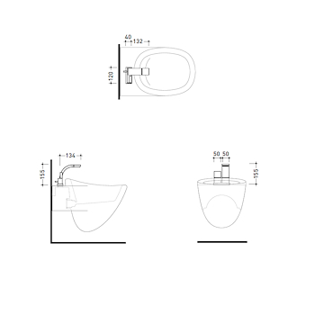 SI RUBINETTO BIDET MONOLEVA codice prod: SI2023 product photo Foto1 L2