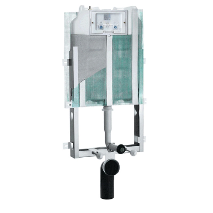 CASSETTA WC TVS RAPIDO ECO a incasso codice prod: 1322490201 product photo