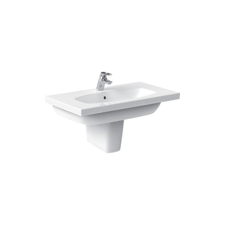 TESI DESIGN Semicolonna bianco europeo codice prod: T418101 product photo