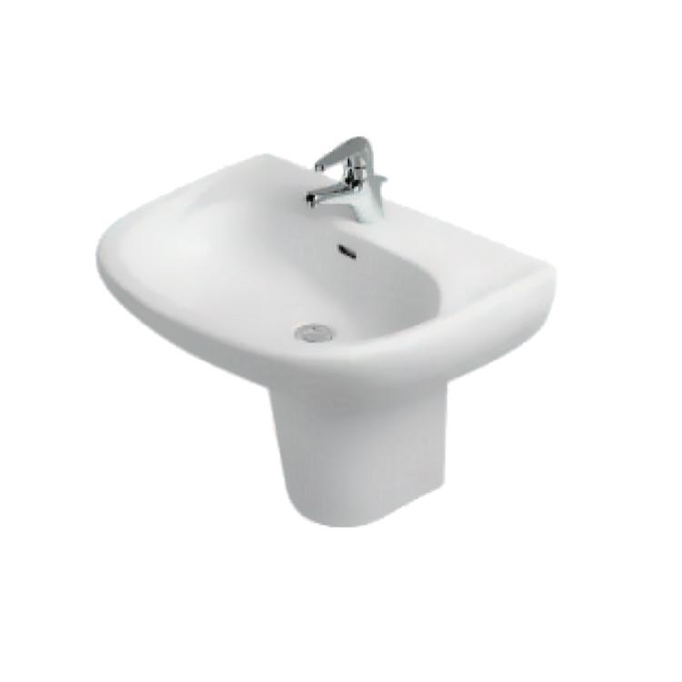 ATENA Semicolonna bianca codice prod: 34161-000 product photo