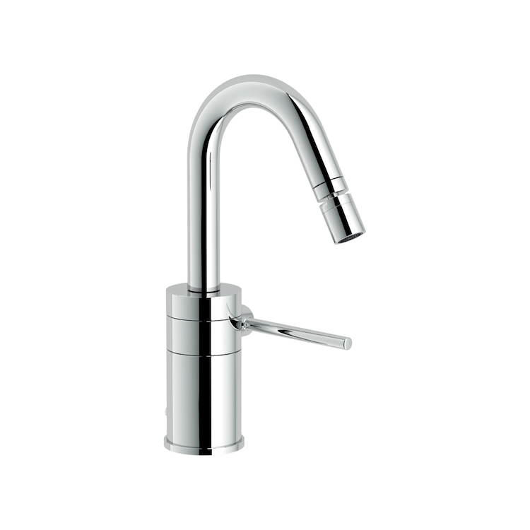 PLUS RUBINETTO BIDET MONOLEVA CON BOCCA GIREVOLE codice prod: PL00119/1CR product photo