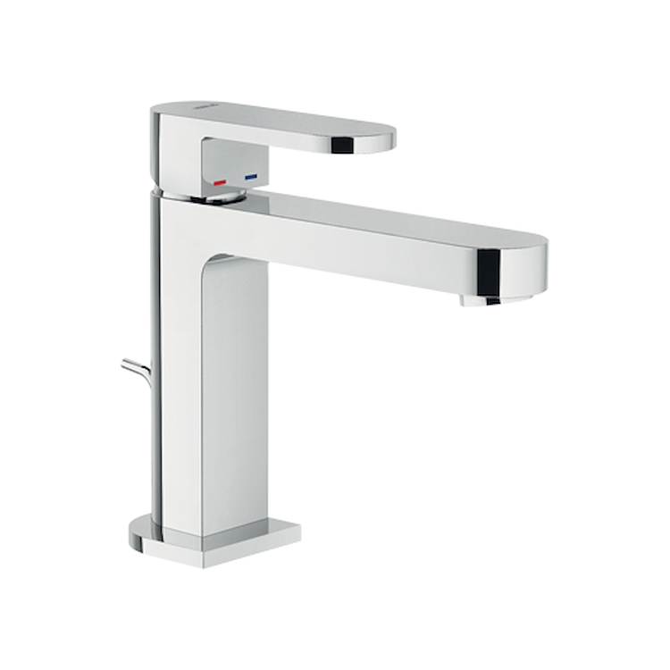 "UP UP94118/1 MISCELATORE LAVABO SCARICO 1 1/4"" CROMATO codice prod: UP94118/1CR product photo"