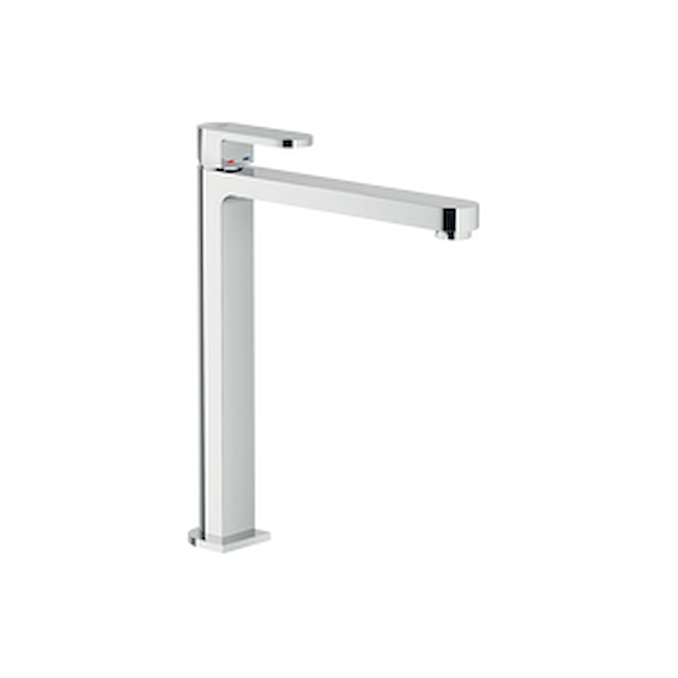"UP UP94128/2 MISCELATORE LAVABO SCARICO1 1/4"" AUTOMATICO CROMATO codice prod: UP94128/2CR product photo"