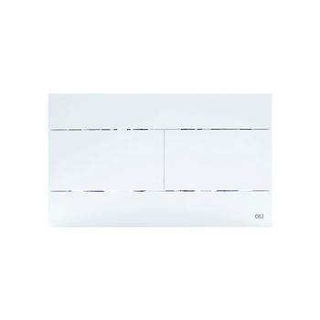 SLIM DUAL PLACCA BIANCA codice prod: OL0659041 product photo Default L2