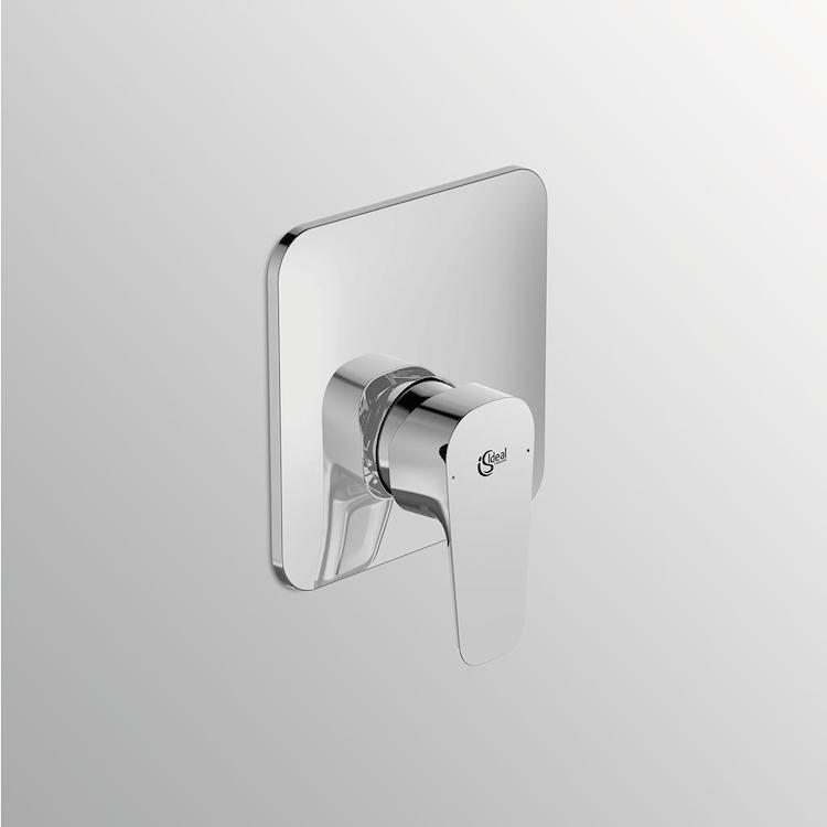 CERAFINE D A7188 MISCELATORE DOCCIA INCASSO CROMATO codice prod: A7188AA product photo