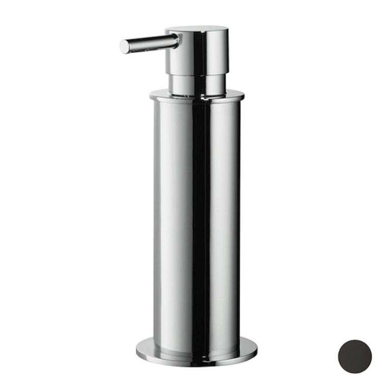 PLUS W4980 PORTA DISPENSER APPOGGIO GRAFITE codice prod: W49800GL product photo